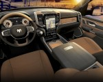 2019 Ram 1500 Laramie Longhorn Edition Interior Seats Wallpapers 150x120 (11)