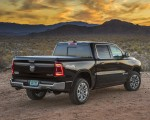 2019 Ram 1500 Laramie Longhorn Edition Rear Three-Quarter Wallpapers 150x120 (7)
