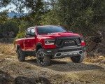 2019 Ram 1500 Rebel Front Three-Quarter Wallpapers 150x120 (5)