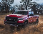 2019 Ram 1500 Rebel Front Three-Quarter Wallpapers 150x120 (19)