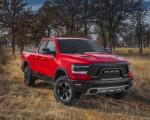 2019 Ram 1500 Rebel Front Three-Quarter Wallpapers 150x120 (4)