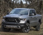 2019 Ram 1500 Rebel Front Three-Quarter Wallpapers 150x120 (42)