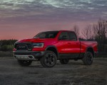 2019 Ram 1500 Rebel Front Three-Quarter Wallpapers 150x120 (22)