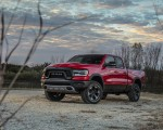 2019 Ram 1500 Rebel Front Three-Quarter Wallpapers 150x120 (3)