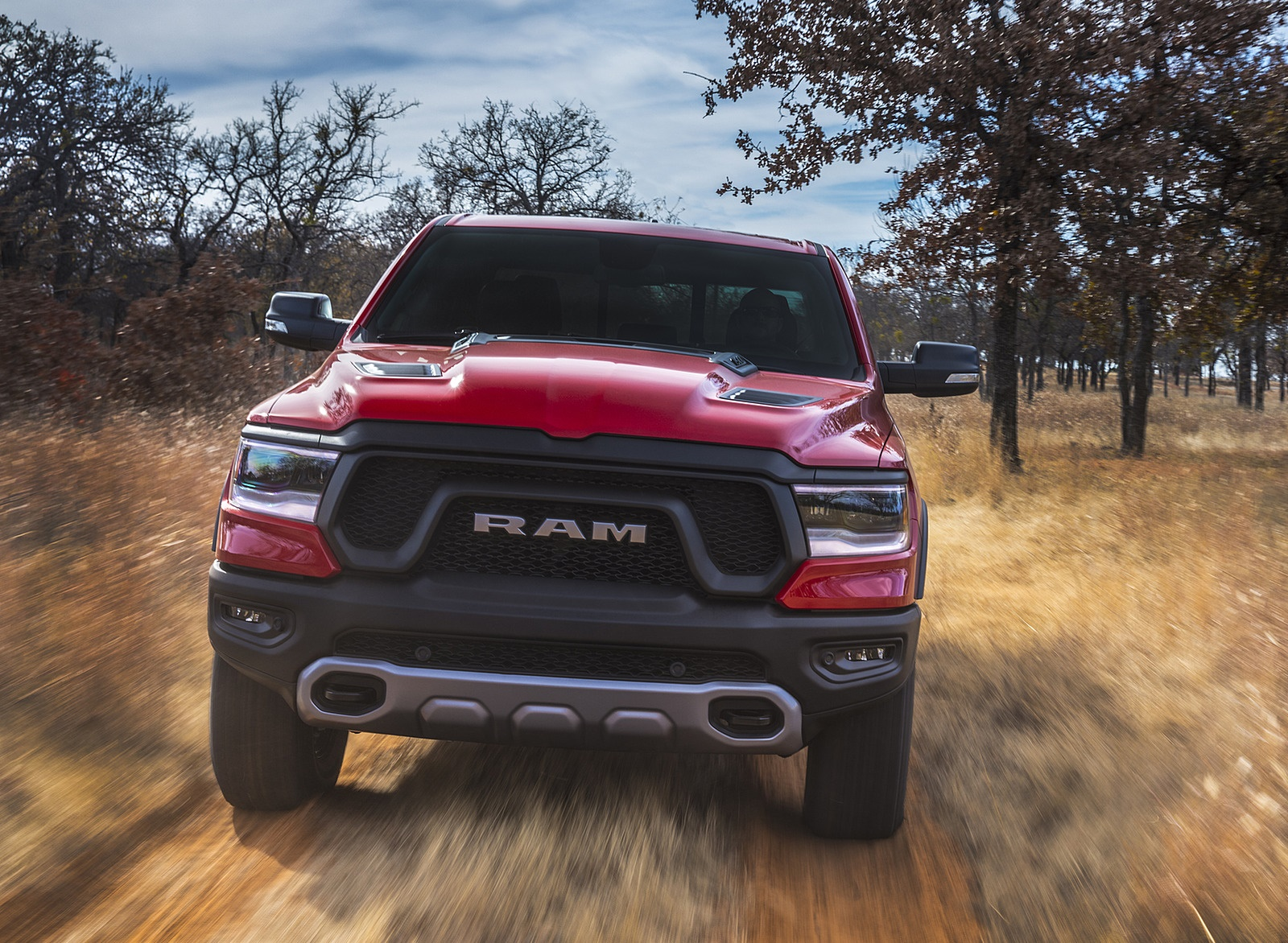 2019 Ram 1500 Rebel Front Wallpapers (1)