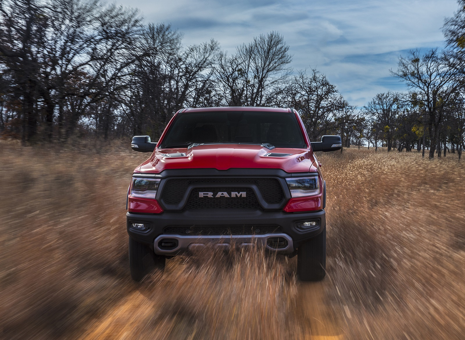 2019 Ram 1500 Rebel Front Wallpapers (15)