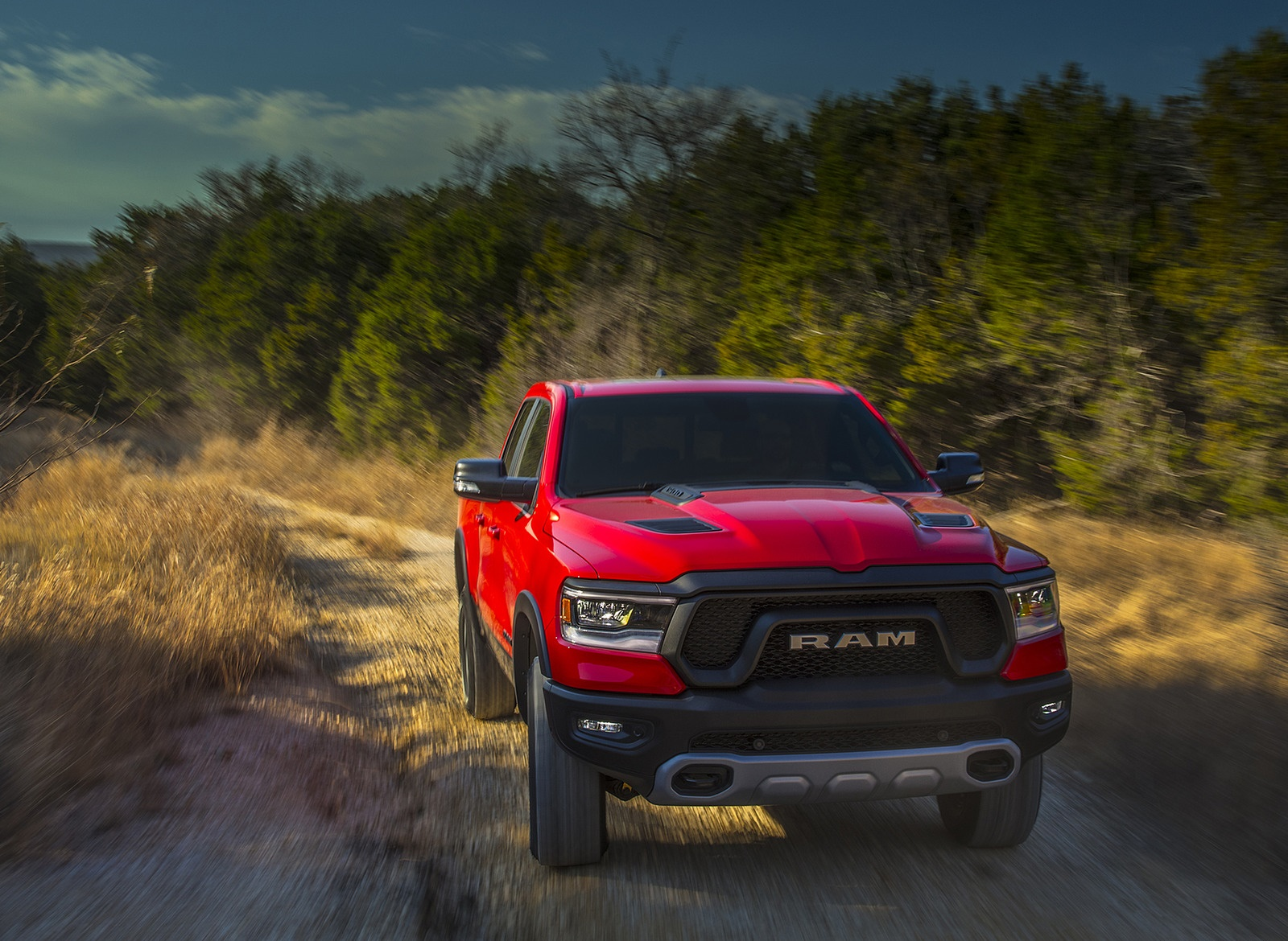 2019 Ram 1500 Rebel Front Wallpapers (14)