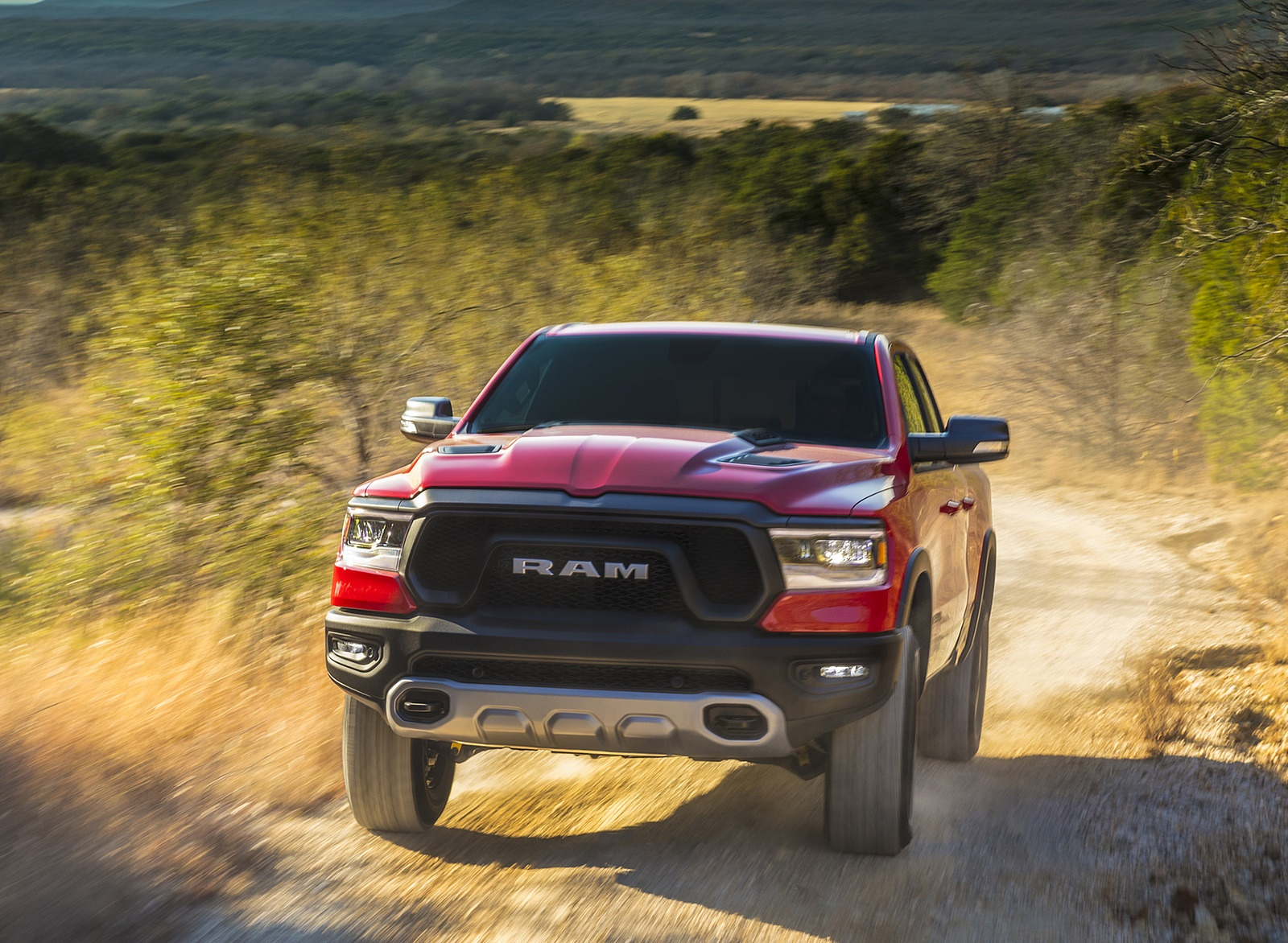 2019 Ram 1500 Rebel Front Wallpapers (2)