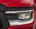2019 Ram 1500 Rebel Headlight Wallpapers 150x120 (25)