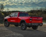 2019 Ram 1500 Rebel Rear Three-Quarter Wallpapers 150x120 (23)