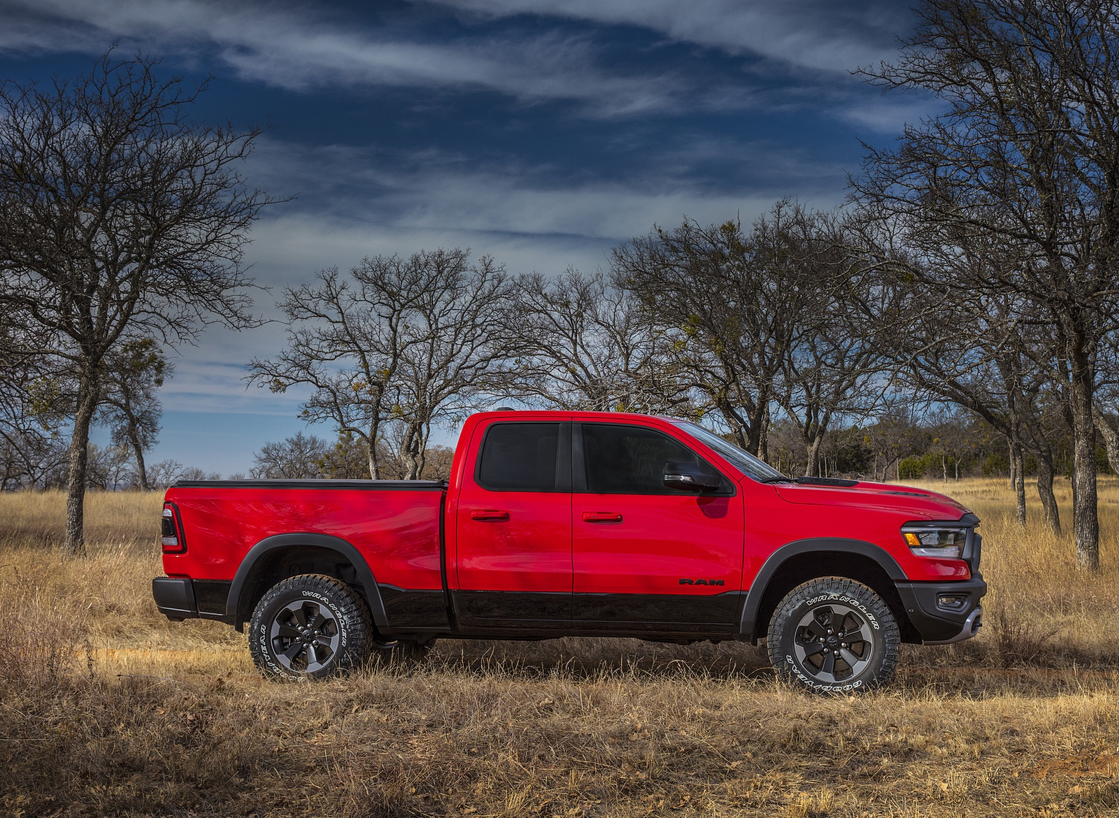 2019 Ram 1500 Rebel Side Wallpapers (6)