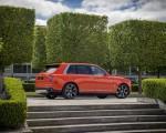 2019 Rolls-Royce Cullinan (Color: Fux Orange) Rear Three-Quarter Wallpapers 150x120 (32)