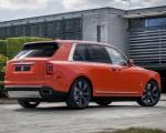 2019 Rolls-Royce Cullinan (Color: Fux Orange) Rear Three-Quarter Wallpapers 150x120 (30)