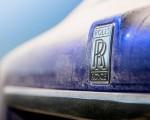 2019 Rolls-Royce Cullinan (Color: Salamanca Blue) Badge Wallpapers 150x120 (21)
