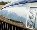 2019 Rolls-Royce Cullinan (Color: Salamanca Blue) Badge Wallpapers 150x120 (22)