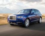 2019 Rolls-Royce Cullinan (Color: Salamanca Blue) Front Three-Quarter Wallpapers 150x120 (2)