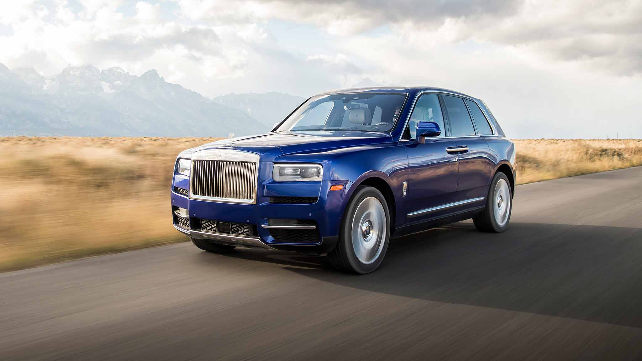 2019 Rolls Royce Cullinan Wallpapers 122 Hd Images Newcarcars