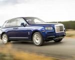 2019 Rolls-Royce Cullinan (Color: Salamanca Blue) Front Three-Quarter Wallpapers 150x120 (3)