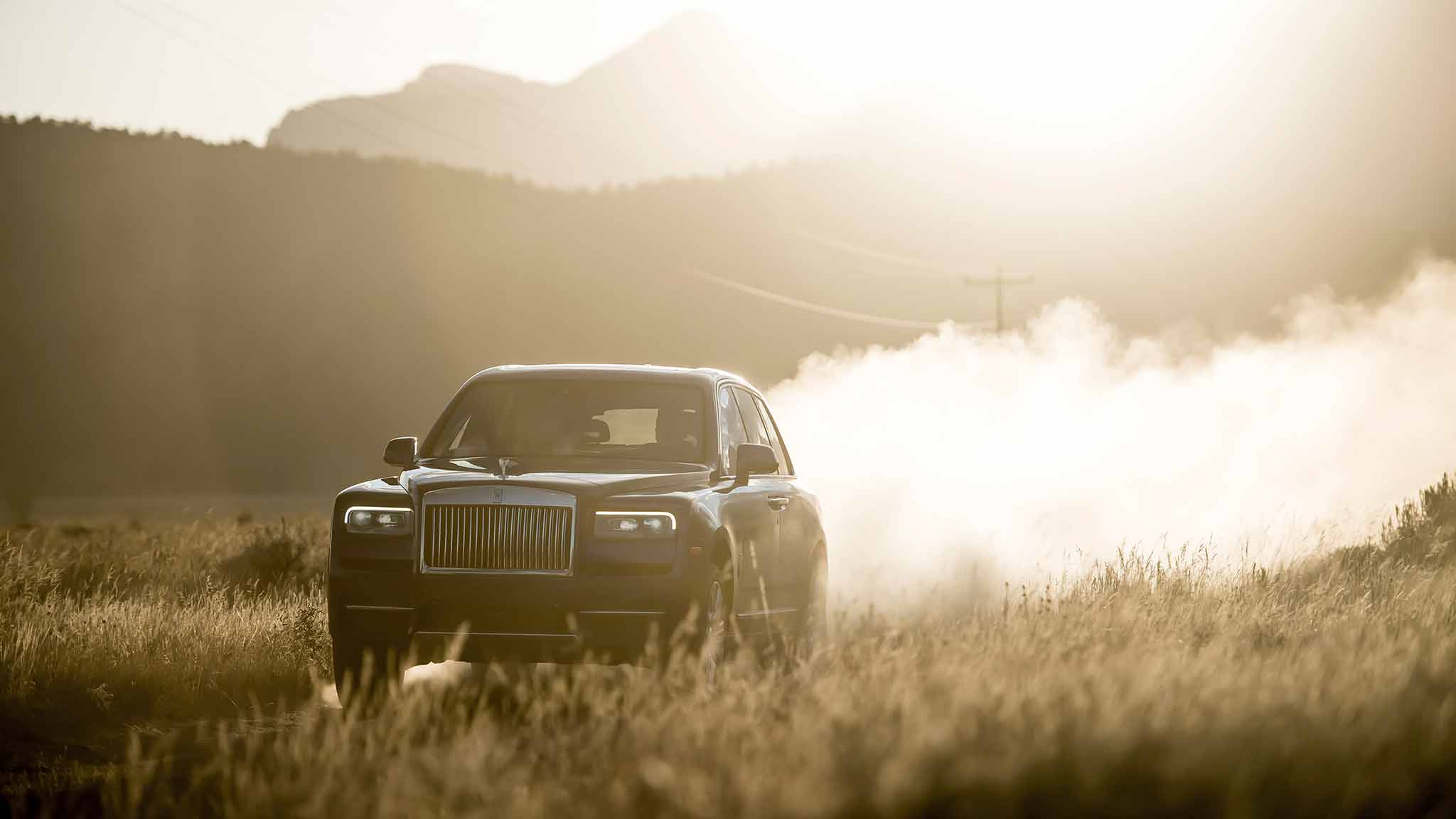 2019 Rolls-Royce Cullinan (Color: Salamanca Blue) Front Wallpapers (10)