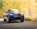 2019 Rolls-Royce Cullinan (Color: Salamanca Blue) Front Wallpapers 150x120 (4)