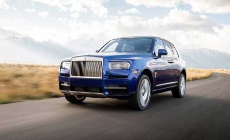 2019 Rolls-Royce Cullinan Wallpapers HD