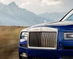 2019 Rolls-Royce Cullinan (Color: Salamanca Blue) Grill Wallpapers 150x120 (19)