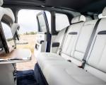 2019 Rolls-Royce Cullinan (Color: Salamanca Blue) Interior Rear Seats Wallpapers 150x120 (23)