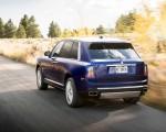 2019 Rolls-Royce Cullinan (Color: Salamanca Blue) Rear Wallpapers 150x120 (6)