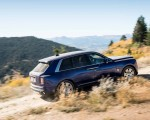 2019 Rolls-Royce Cullinan (Color: Salamanca Blue) Side Wallpapers 150x120 (16)