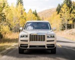 2019 Rolls-Royce Cullinan (Color: White Sands) Front Wallpapers 150x120 (31)