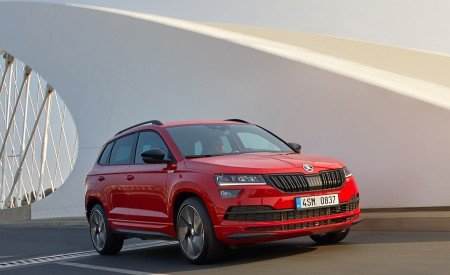 2019 Skoda Karoq Sportline Wallpapers HD
