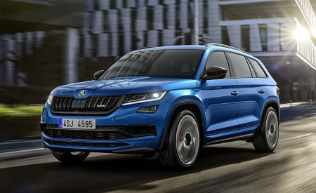 2019 Skoda Kodiaq RS Wallpapers