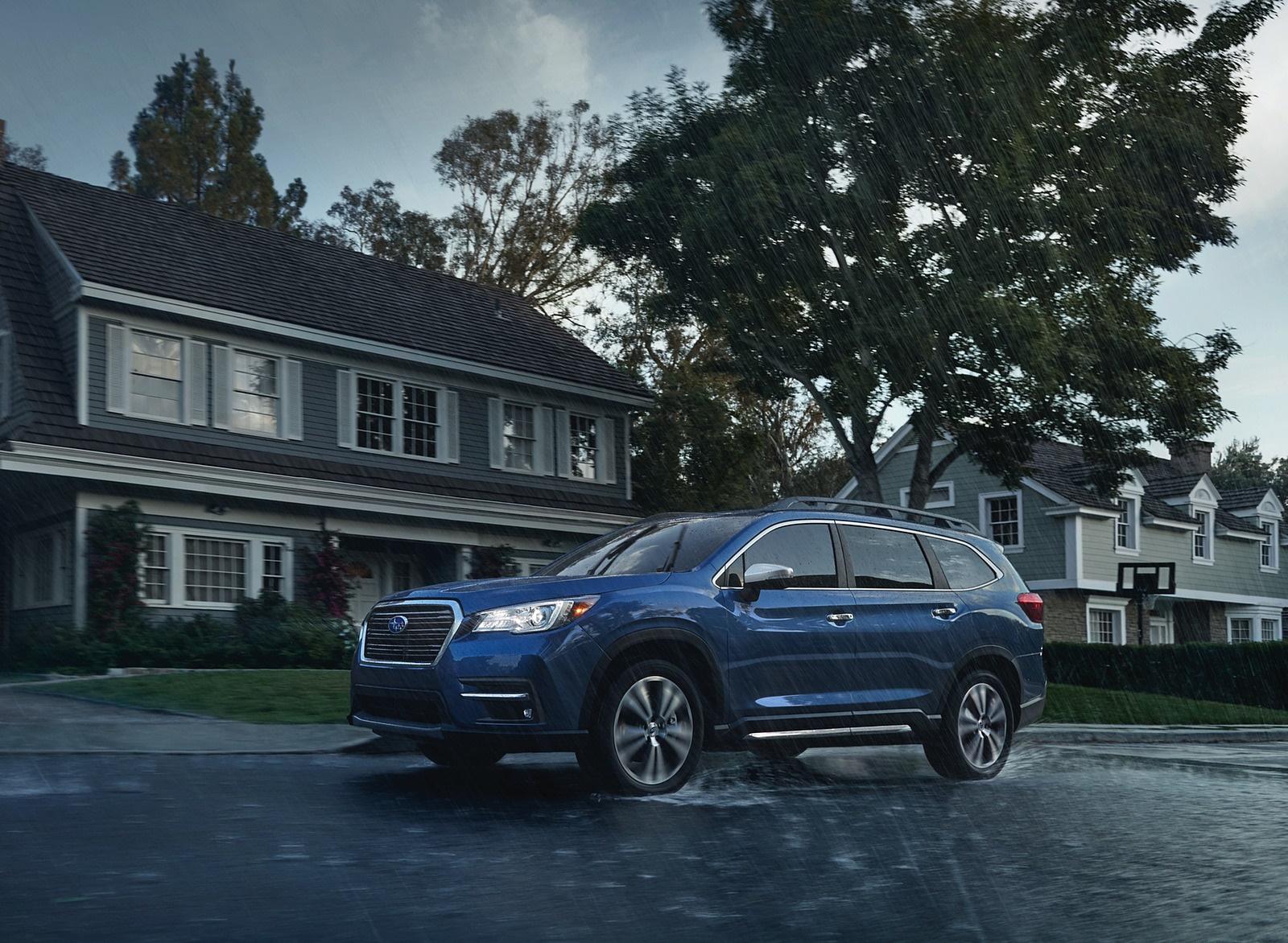 2019 Subaru Ascent Front Three-Quarter Wallpapers (2)