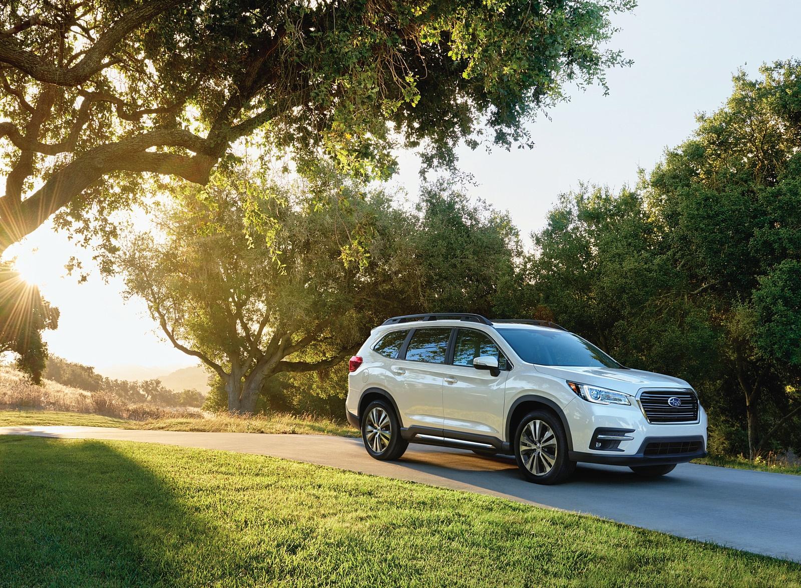 2019 Subaru Ascent Front Three-Quarter Wallpapers (6)