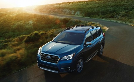 2019 Subaru Ascent Wallpapers