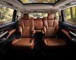 2019 Subaru Ascent Interior Rear Seats Wallpapers 150x120 (15)