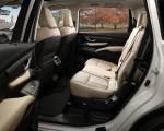 2019 Subaru Ascent Interior Rear Seats Wallpapers 150x120 (16)