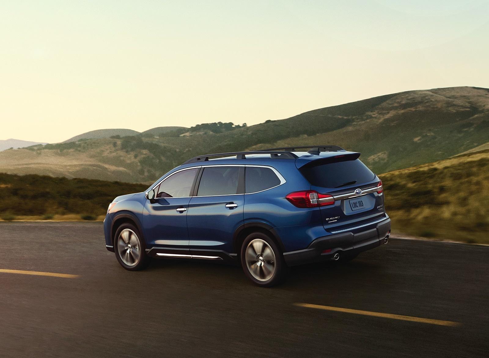 2019 Subaru Ascent Rear Three-Quarter Wallpapers (3)