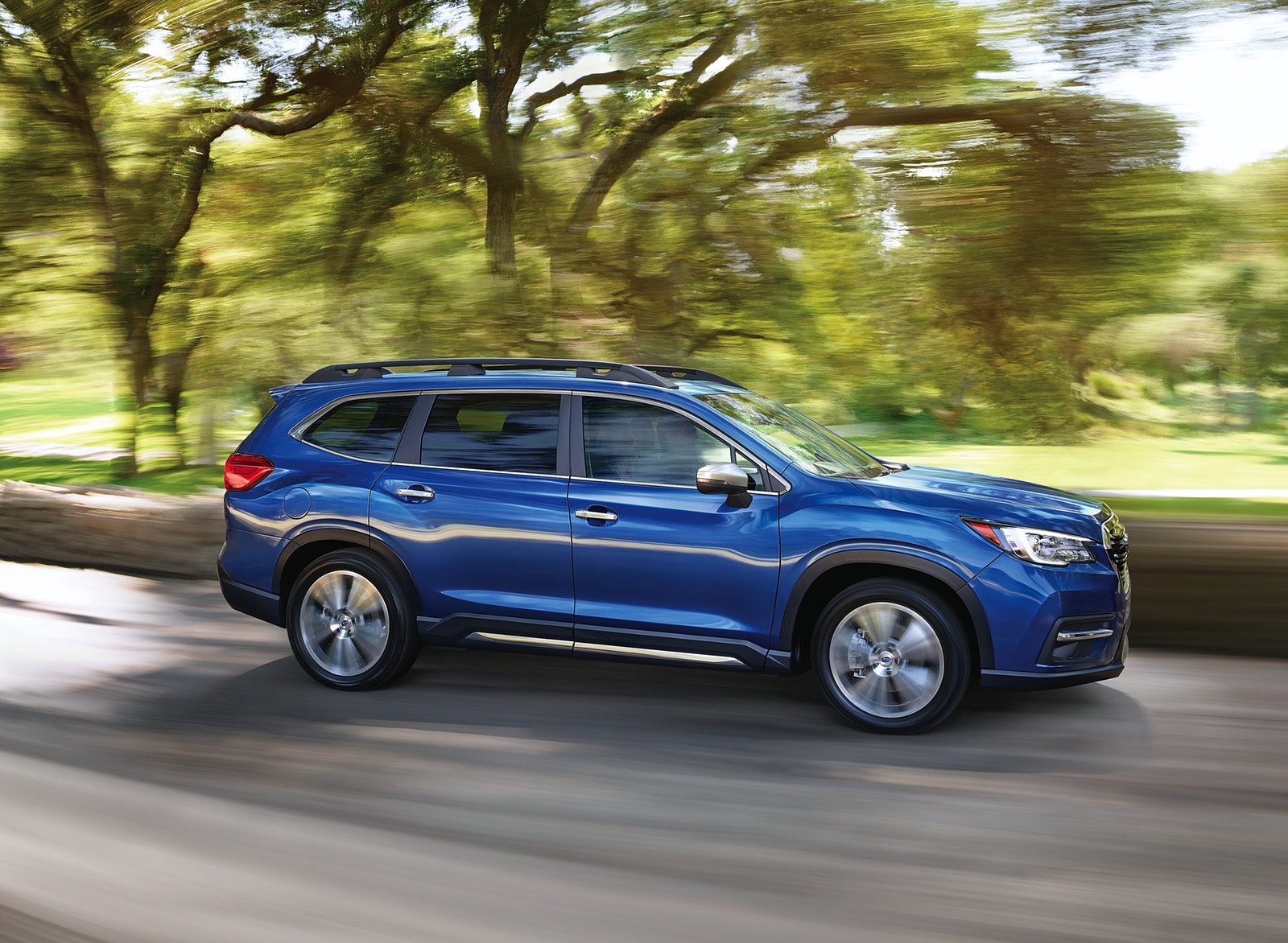 2019 Subaru Ascent Side Wallpapers (5)