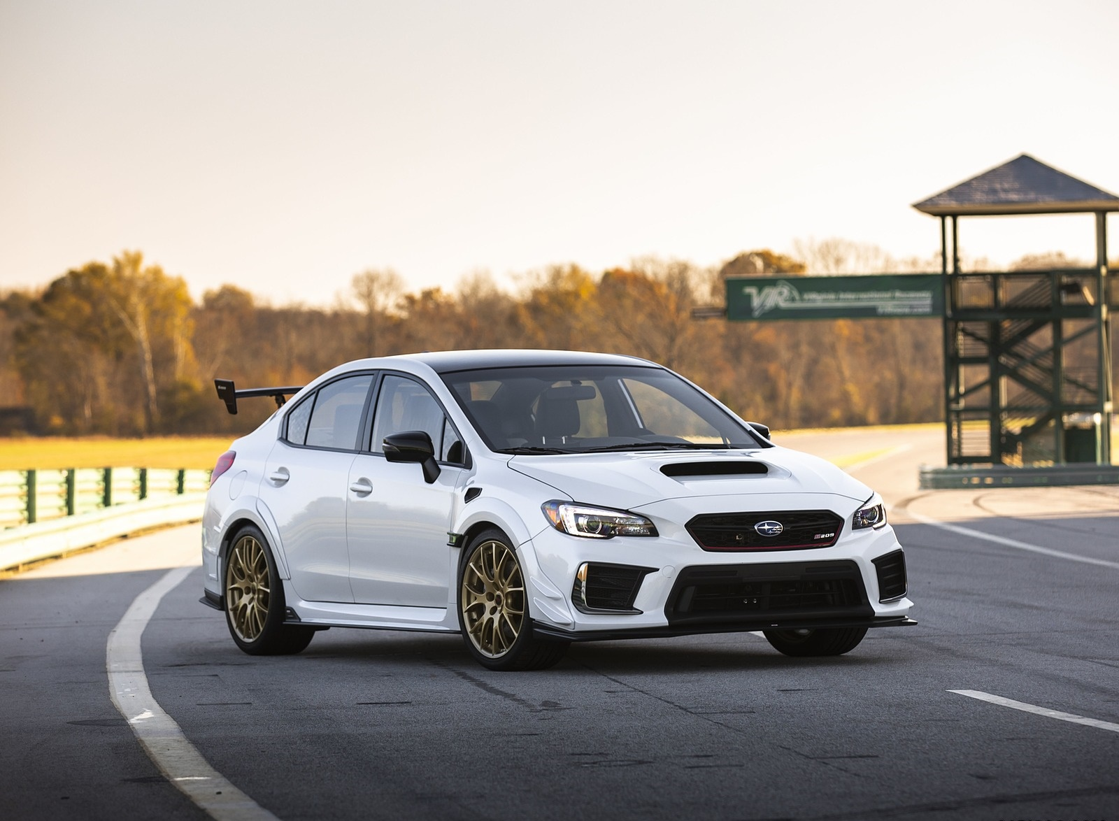 2019 Subaru WRX STI S209 Front Three-Quarter Wallpapers (14)