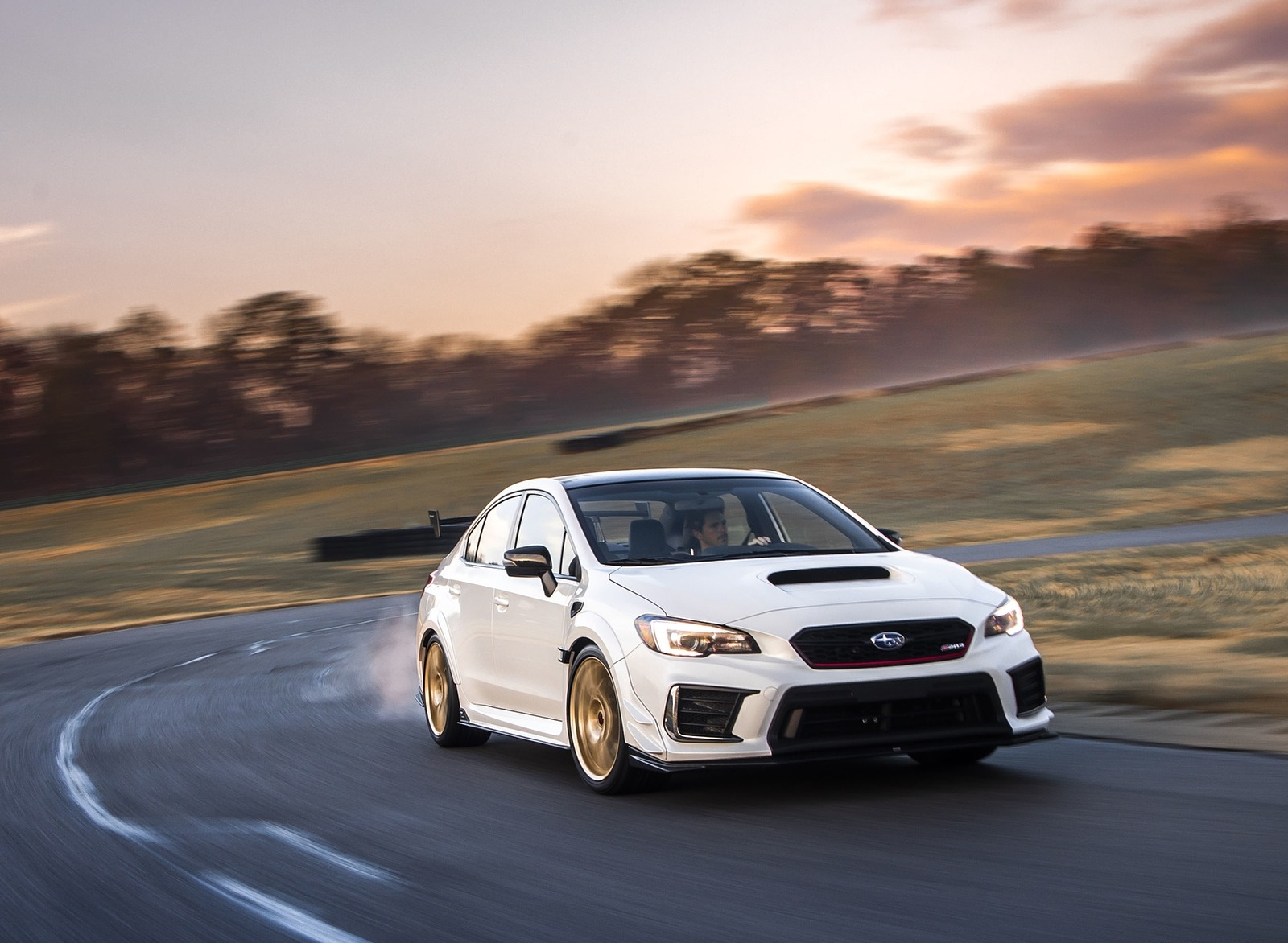 2019 Subaru WRX STI S209 Front Three-Quarter Wallpapers (3)