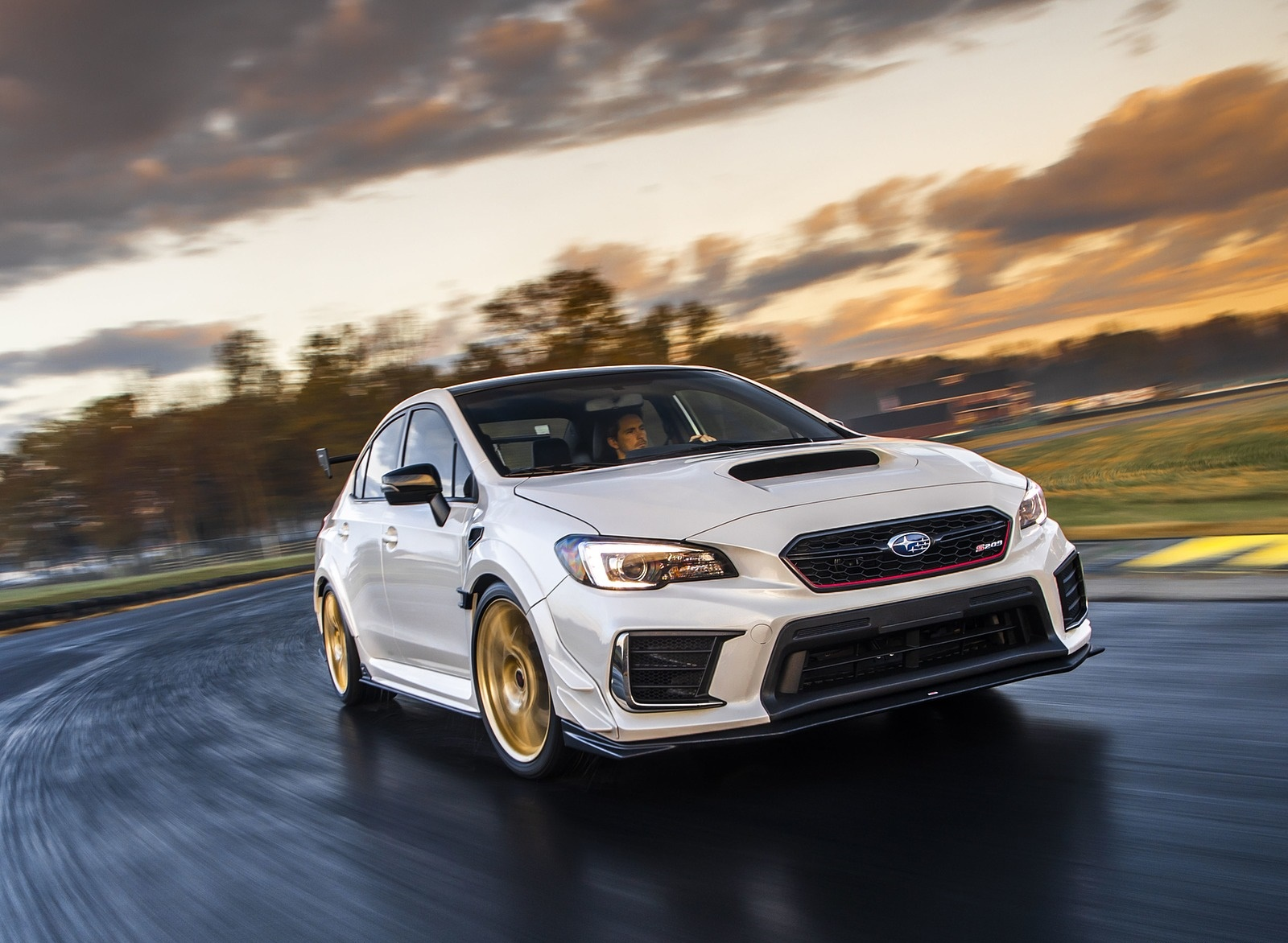 2019 Subaru WRX STI S209 Front Three-Quarter Wallpapers (9)