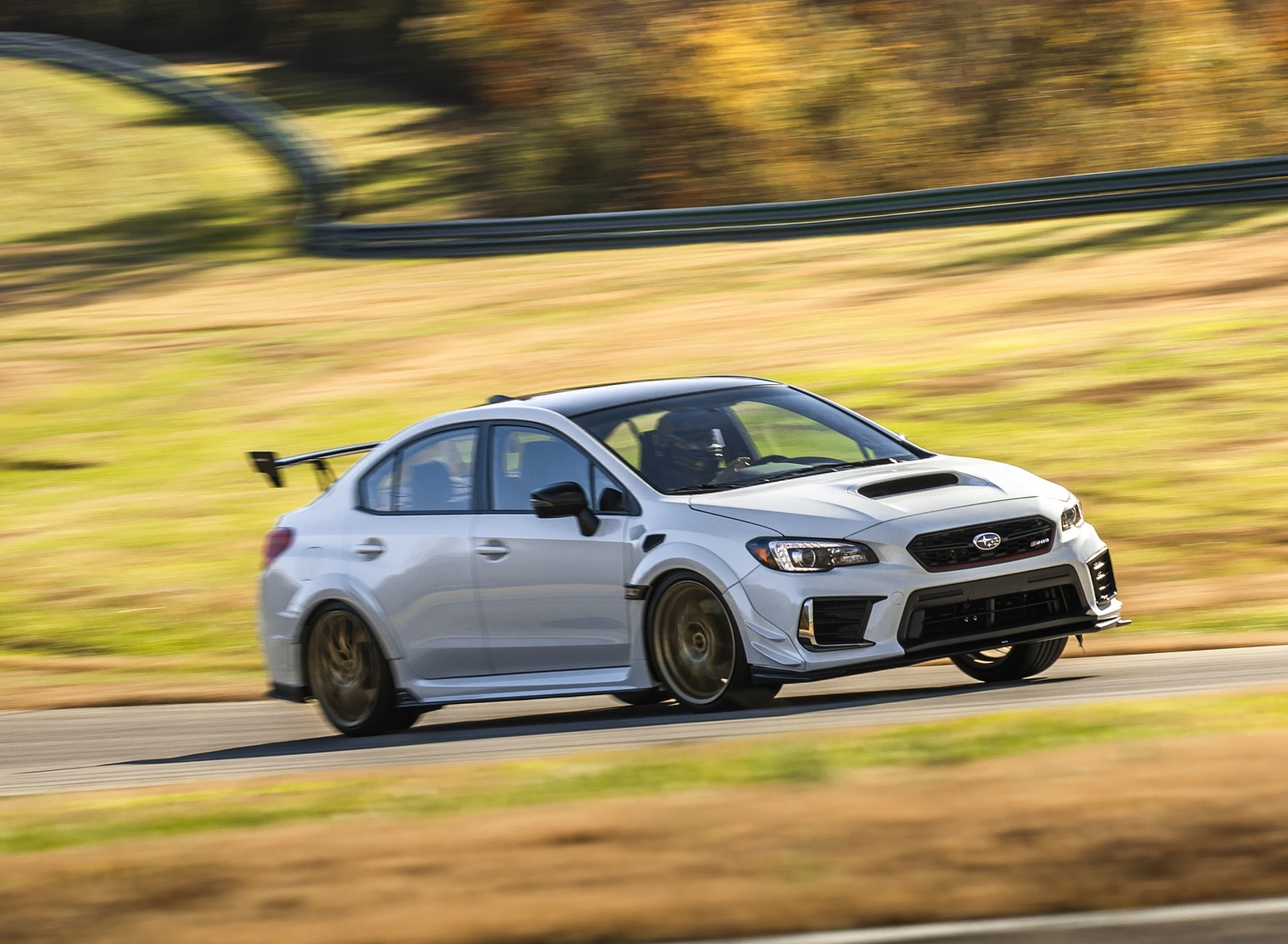 2019 Subaru WRX STI S209 Front Three-Quarter Wallpapers (15)