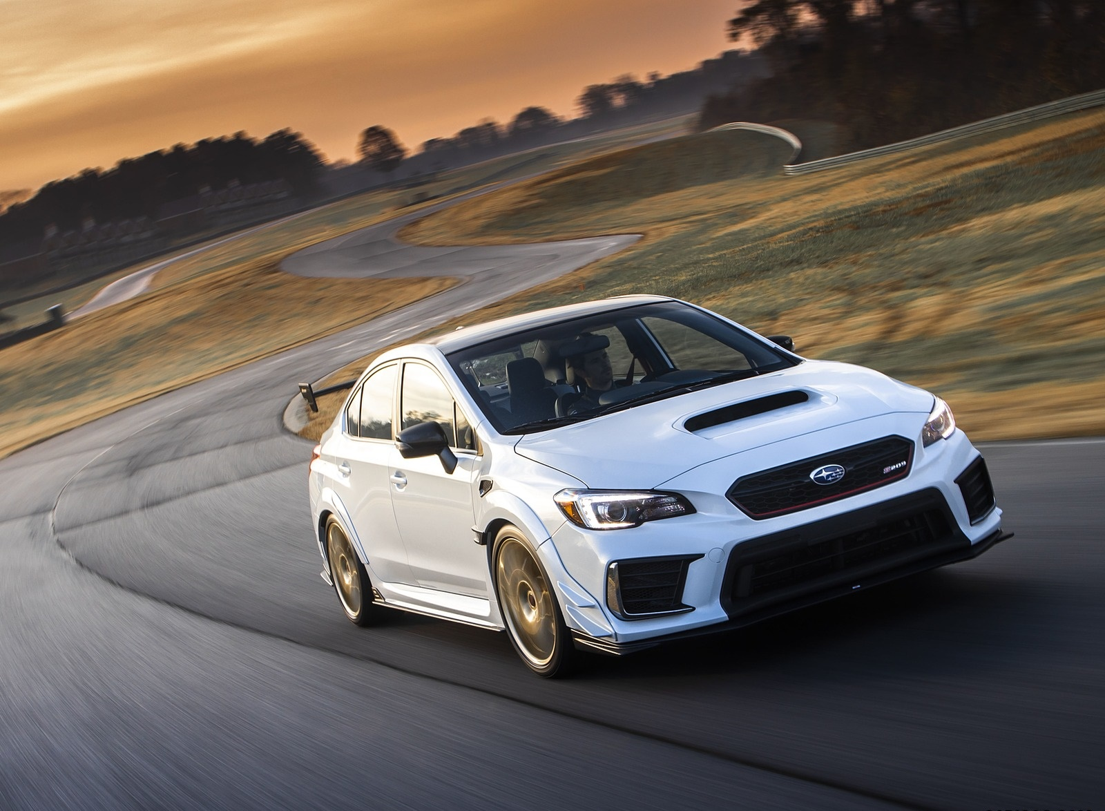 2019 Subaru WRX STI S209 Front Three-Quarter Wallpapers (10)