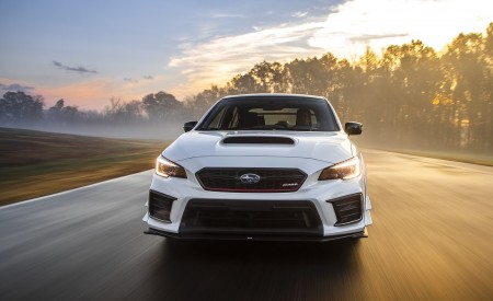 2019 Subaru WRX STI S209 Wallpapers