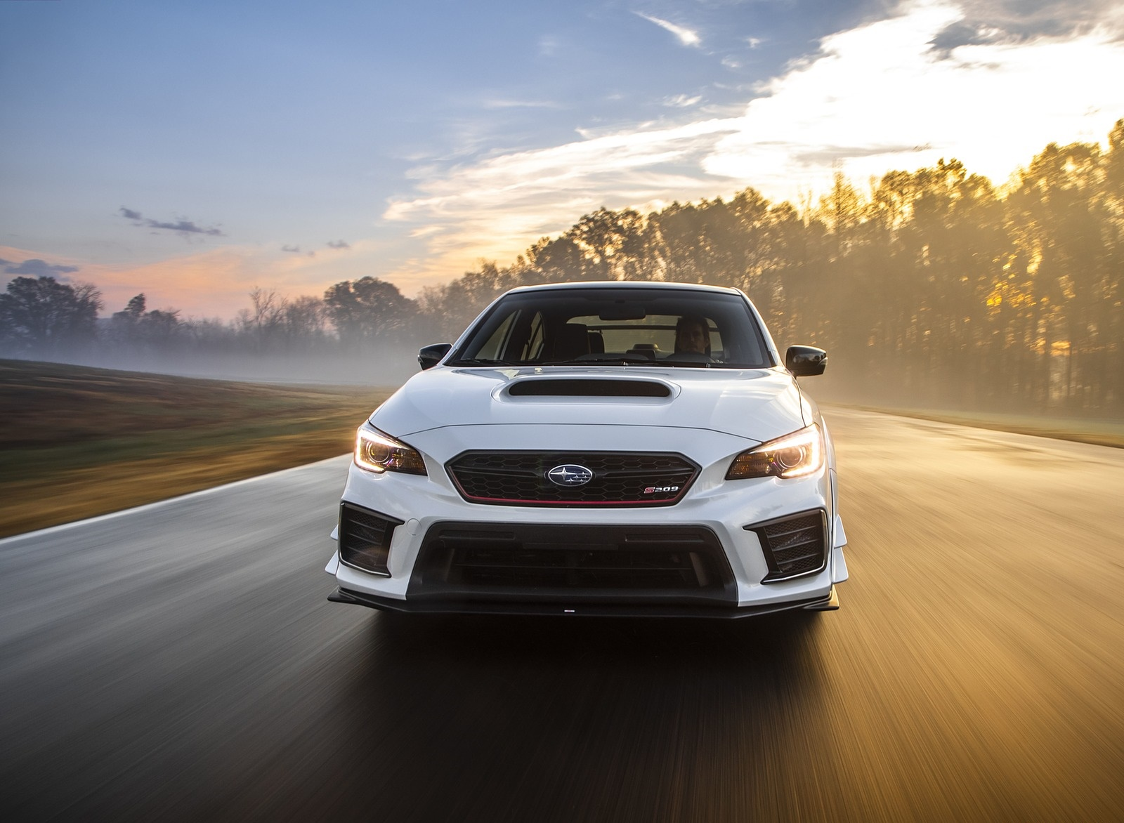 2019 Subaru WRX STI S209 Front Wallpapers (1)