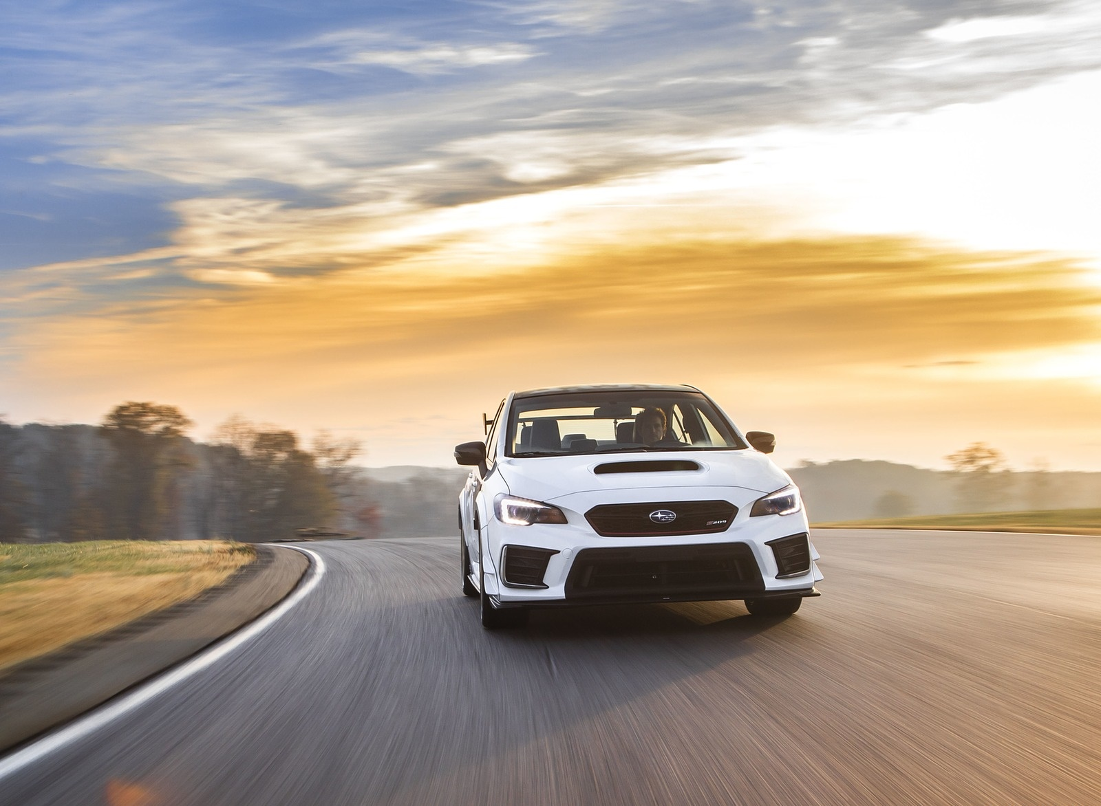 2019 Subaru WRX STI S209 Front Wallpapers (5)