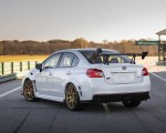 2019 Subaru WRX STI S209 Rear Three-Quarter Wallpapers 150x120 (23)