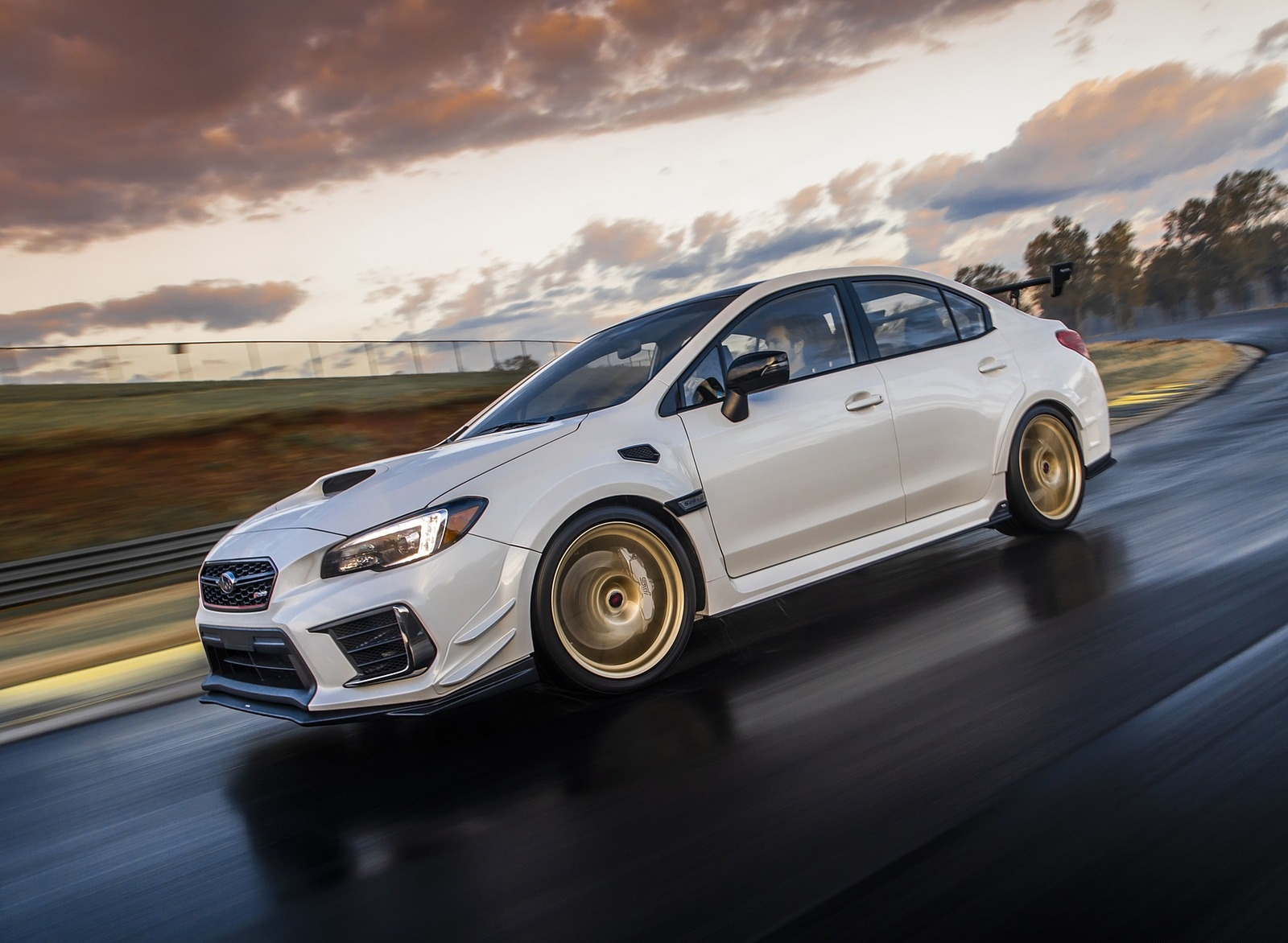 2019 Subaru WRX STI S209 Side Wallpapers (8)