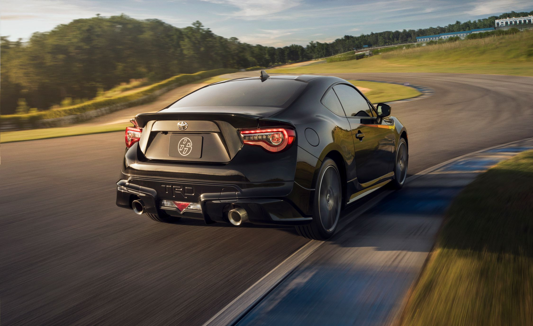 2019 Toyota 86 TRD Special Edition Rear Three-Quarter Wallpaper (5)